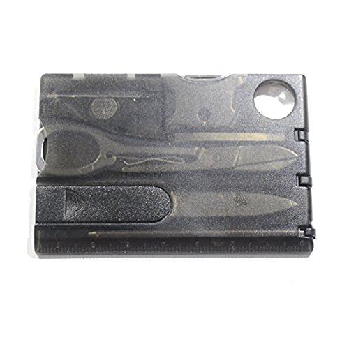 FOCUS Handy Pocket Multifunctional Survival Camping Tool Tool Knife LED Light Magnifier (1pcs)