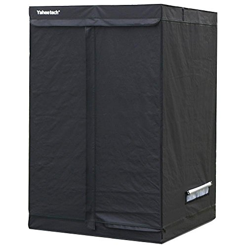 Yaheetech-Grow-Tents-Reflective-Hydroponics-Plant-Growing-Room-48-Wide-x24-Deep-x60-High