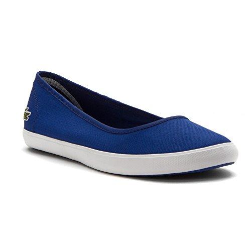 Lacoste Women's Marthe 316 1 Blue 6 M