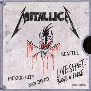Metallica - Binge & Purge - Zortam Music