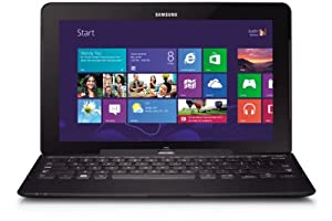 Samsung XE700T1C-K02UK ATIV Tab 7 11.6-inch Tablet (Intel Core i5 1.8GHz, 4GB RAM, 128GB HDD, Windows 8 Pro)