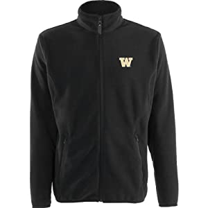 Antigua Mens Washington Huskies Ice Jacket by Antigua