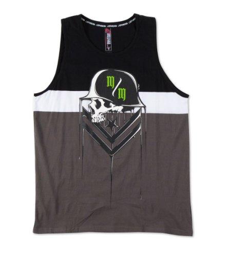 Metal Mulisha - Mens Gravity Tank Top, Size: Large, Color: Black