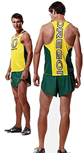 Nike 418723 Men's DQT Victory Singlet (Call 1-800-234-2775 to order)