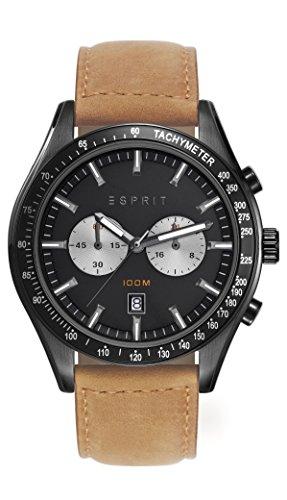 esprit-herren-armbanduhr-man-es108241004-chronograph-quarz