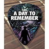 Printed Picks Company A Day To Remember Premium Guitar Pick x 5
