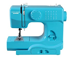 Janome America Inc Janome Turbo Teal Portable Sewing Machine