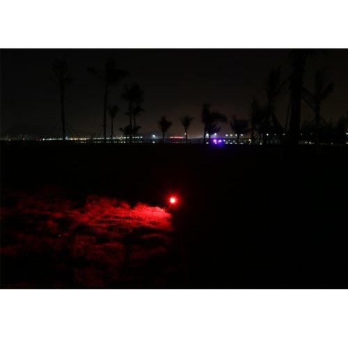 LE 10W Lampe de travail LED Portable Rechargeable, équivalente à 100W Ampoule halogène, Aadaptateur et Chargeur de Voiture inclus, Étanche, Projecteur d'Extérieur