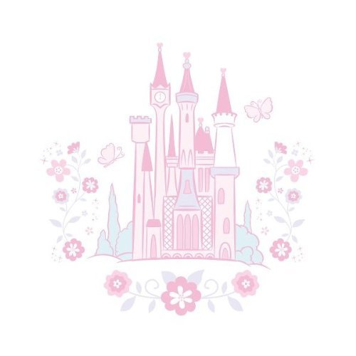 Disney Baby Cinderella Wall Decals
