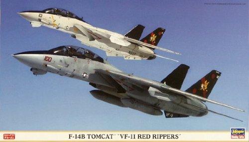 Hasegawa 1/72 F-14B Tomcat VF-11 Red Rippers