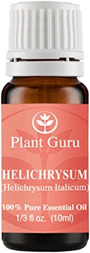 Helichrysum Italicum (French Immortelle) Essential Oil 10 ml. 100% Pure, Undiluted, Therapeutic Grade.