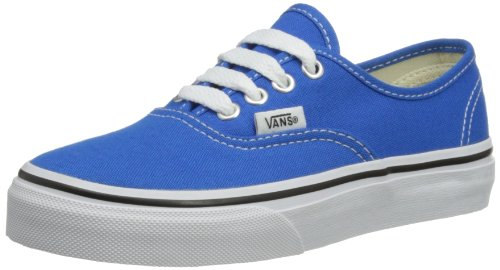 Vans Unisex-Child Authentic Trainers VUR8CG9 Skydiver/True White 12 UK Child, 30 EU