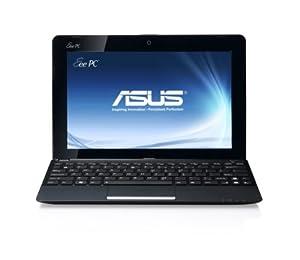 """Asus 1015BX-BLK169S Netbook 10.1"""" (25,65 cm) AMD Dual Core C50 320 Go RAM 1024 Mo Windows 7 Durée de batterie: jusqu'à 7h d'utilisation Noir"""