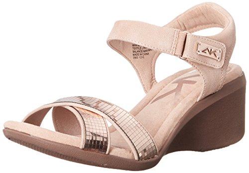 e0372f14ef9 AK Anne Klein Sport Women s Zaki Wedge Sandal - Import It All