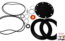 "Watts 0887762 10"" Watts 909m1 Total Rubber Repair Kit & BREO Skin Watch"
