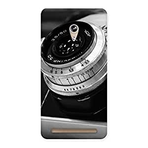 Delighted BW Camera Up Back Case Cover for Zenfone 6