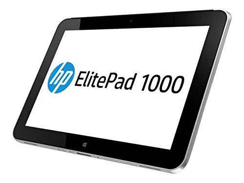 HP ElitePad 1000 G2 Tablet (G4U76UA#ABA) - Atom Z3795, 1.59 GHz, Quad-core (4 Core) - 4GB Ram - 64GB Flash Drive - 10.10Inch HD Display 1920 X 1200 - IEEE 802.11a/b/g/n, Bluetooth 4.0 + LE - Front & Rear Camera - Windows 8 Pro 64-bit, Eligible for Windows 10 Upgrade. MicroSDXC card slot supports SDXC Cards up to 2TB Manufacturers 1 Year Warranty - NEW Factory Sealed. (Hp 1000 Ram compare prices)