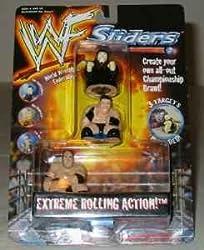 WWF Sliders Undertaker, Ken Shamrock, The Rock