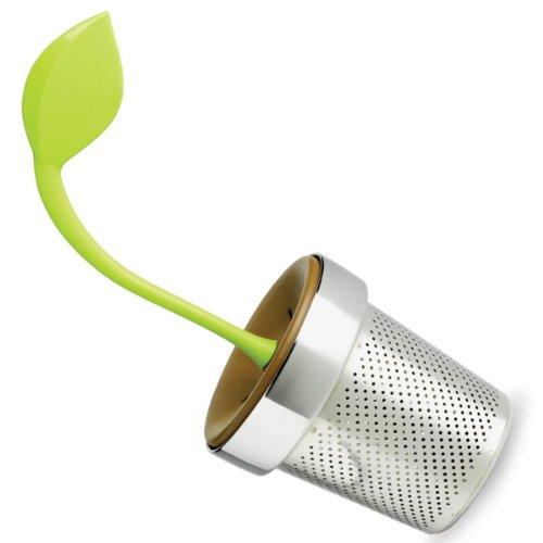 Chef'n Tea Leaf Tea Infuser, Stainless