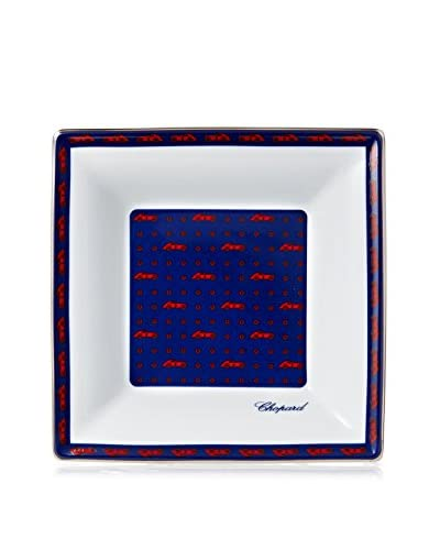Chopard Limited Edition Cars Accessory Pin Tray, Red/Blue