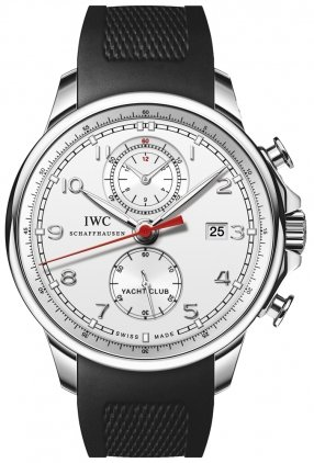 IWC Portuguese Yacht Club Chronograph Mens Watch IW390211