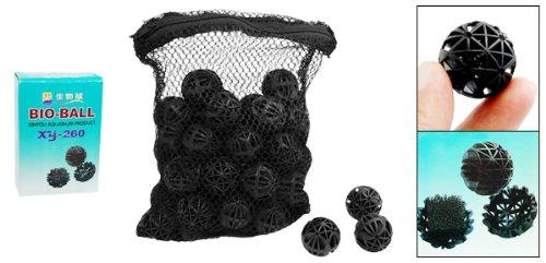 Sodial r 50 x noir filtre de bio boule filtration pour for Filtre pour aquarium boule