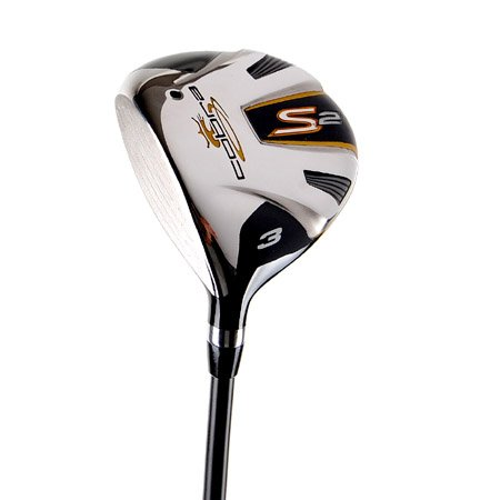 New Cobra S2 3-Wood 15* LH w/ Stiff Flex UST TourForce Shaft