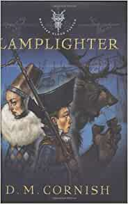 lamplighter monster blood tattoo book 2