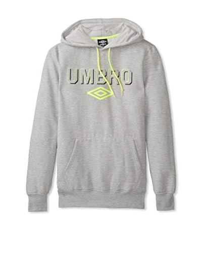 Umbro Men's Logo Fleece Hoody