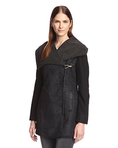 Sam Edelman Women's Claire Faux Suede Jacket