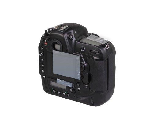 2 Pcs Premium Grade Nikon D4S Lcd Screen Protector - Transparent