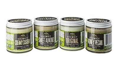 4 Oz Mini Coconut Butter Sampler Pack