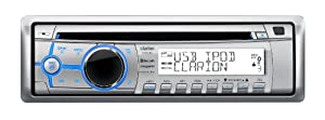 Clarion M303 Marine CD-USB-MP3 Receiver by Clarion Mobile Electronics