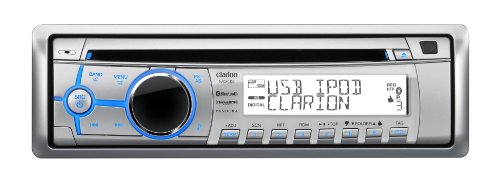 Great Features Of Clarion M303 Marine CD-USB-MP3 Receiver