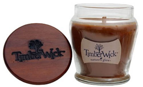 Hannas Candle 00100251 TimberWick - Ember Glow- Case of 4