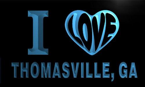 v52917-b-i-love-thomasville-ga-georgia-city-limit-neon-light-sign