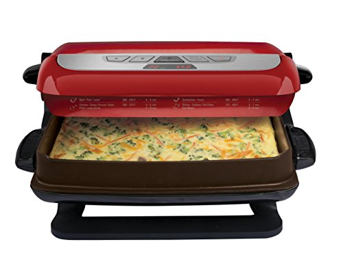 George foreman grp4800r 4 in 1 multi plate evolve grill grilling baking and ebay - George foreman evolve grill ...