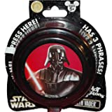 Disney Star Wars Darth Vader Hot Button