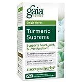 Gaia Herbs Turmeric Supreme (60 Capsule)