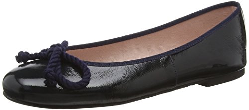 Pretty Ballerinas Damen 35663 Ipnotic Marino - Ballerine donna, Blu (Blu (Blue)), 38 EU( 5.5 UK)