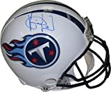 Vince Young signed Tennessee Titans Proline Helmet Amazon.com