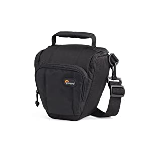 Lowepro Toploader Zoom 45 AW (Black)