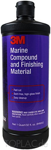 3M Marine Imperial Compound and Finishing Material 06044 E Schleifpaste