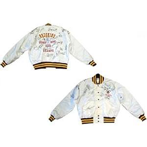 1987 Washington Redskins Autographed Signed Super Bowl XXII Jacket by Memorabilia