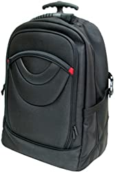 TRAVEL SOLUTIONS 23018 Trolley Computer Backpack