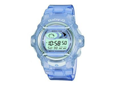 Baby G BG-169A-6VER Watch (Lilac)