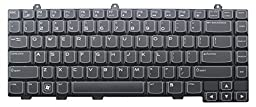 Laptop replacement Backlit Keyboard for Dell Alienware M14x R1 PK130G81A00 NSK-AKU01 02M4NW PK130G81A01 NSK-AKU1D 0DY6GW,US layout black color