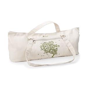 Gaiam Tree of Life Yoga Tote Bag
