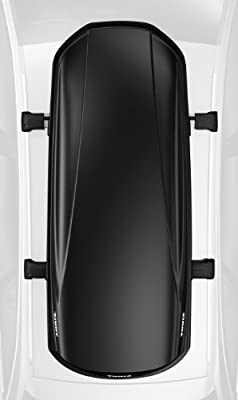 Thule 625 Force Rack, Black, X-Large-Thule Cargo Box For Sale