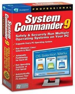 System Commander 9